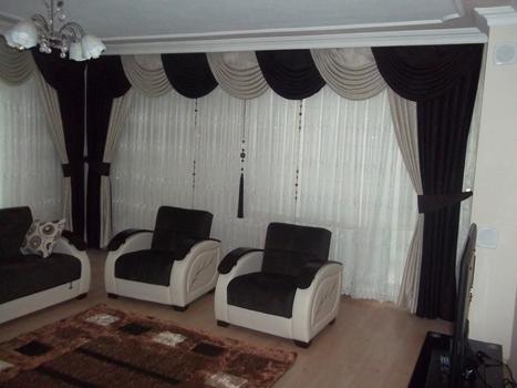 kaliteli perde fon talyan perdeler. Black Bedroom Furniture Sets. Home Design Ideas